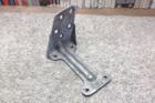 Harley Shovelhead Voltage Regulator Bracket, #74533-70  (Early, Narrow-Faced, 4-Bolt)