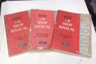 1970 Ford Car Shop Manuals--Volumes 2, 3, & 4