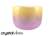 "11"" Empyrean Ametrine Crystal Singing Bowl"