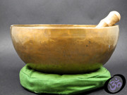 Hand Hammered Himalayan Singing Bowl 12""
