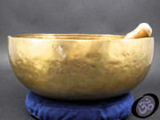 Hand Hammered Himalayan Singing Bowl 14""