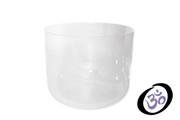 "6"" CRYSTAL CLEAR CHAKRA SINGING BOWL"