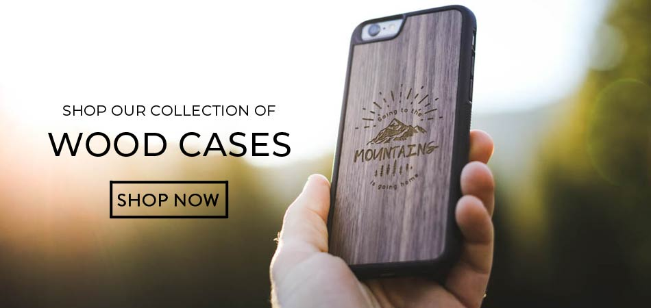 Shop our Collection of Wood iPhone Cases