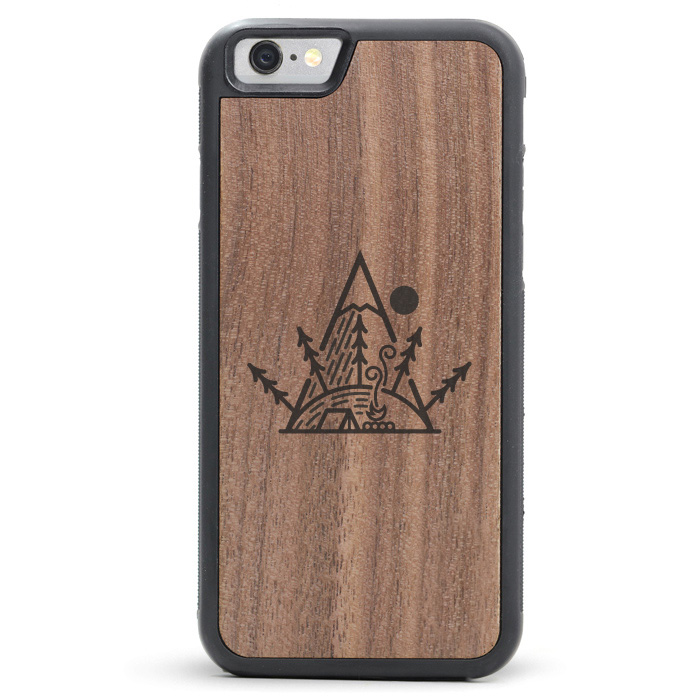 David Powell x Tmbr Wood iPhone 8 / 7 Cases