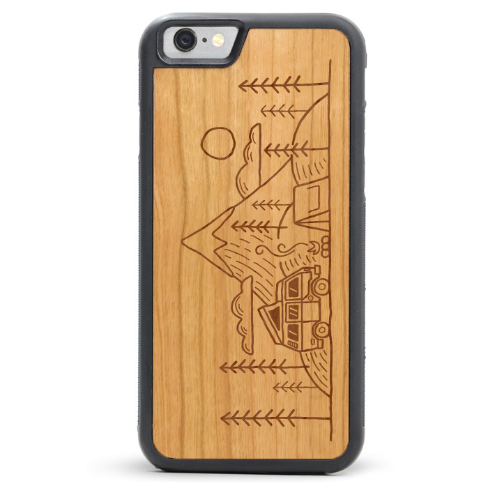 David Powell x Tmbr Wood iPhone 8 / 7 Plus Cases