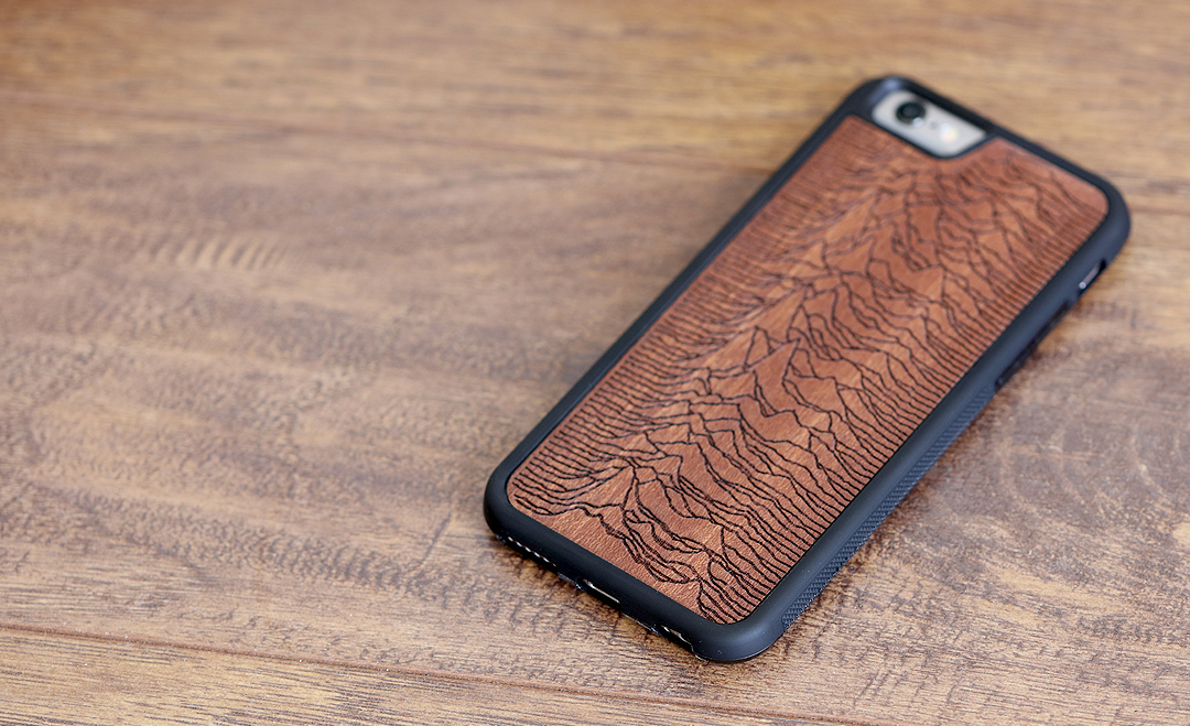 Customized iPhone 7 Wooden Cases