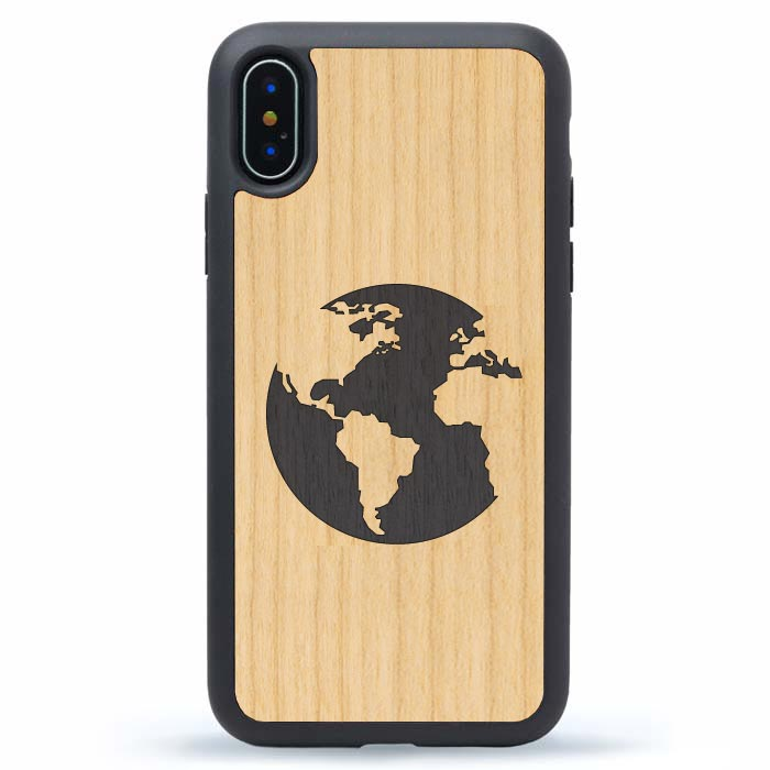 iPhone XR World Case