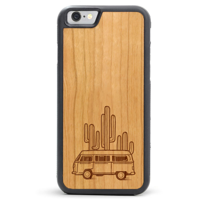 Kory Miller x Tmbr Wood iPhone 8 / X Cases