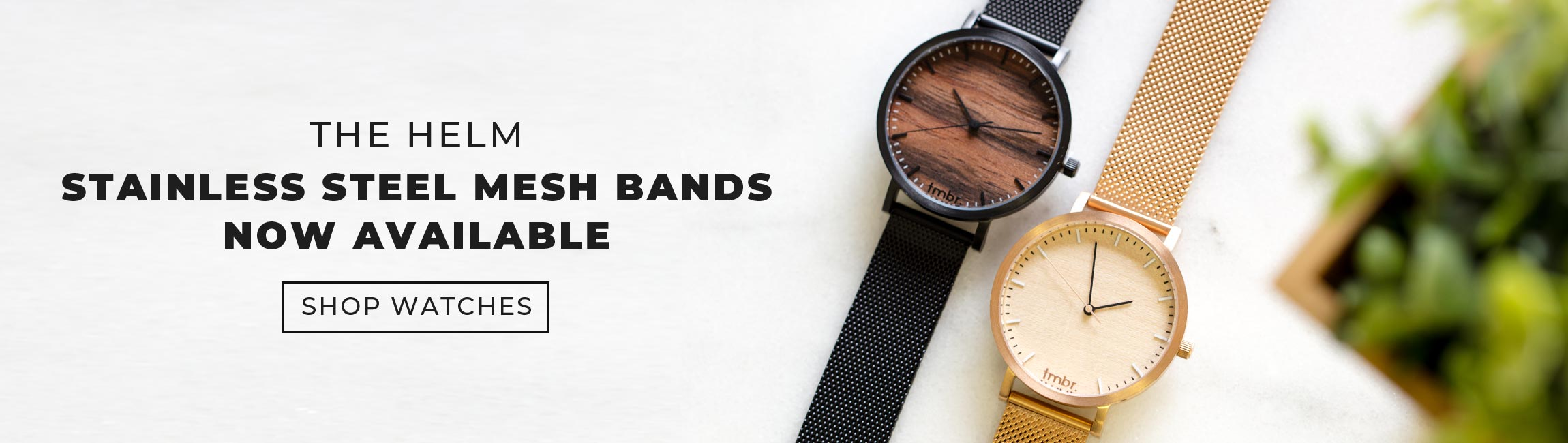 Personalized Wood Watches For Him & Her