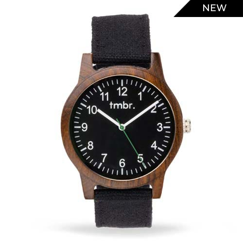 Ridgeline Watch Canvas Band