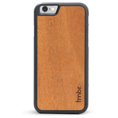 Shockproof Wood iPhone 7 Cases