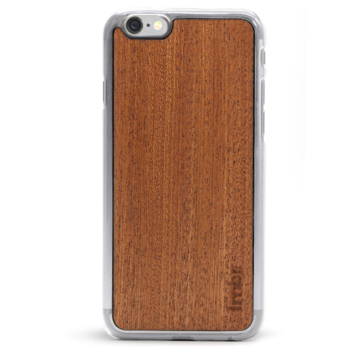 Slim Clear Wood iPhone 6/6s Cases