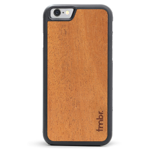 Shockproof Wood iPhone 6/6s Cases