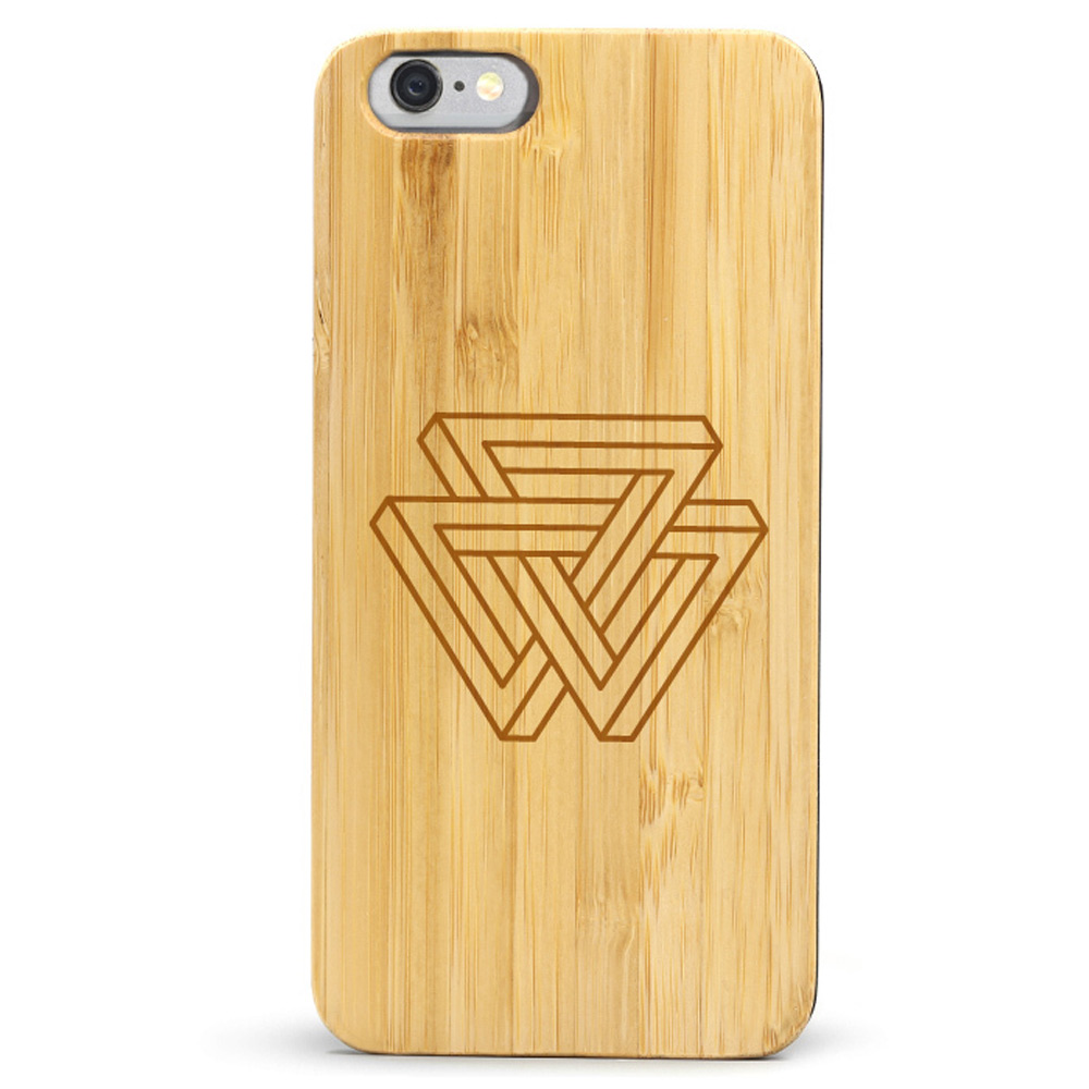 Slim Wood iPhone 6s Case - Penrose