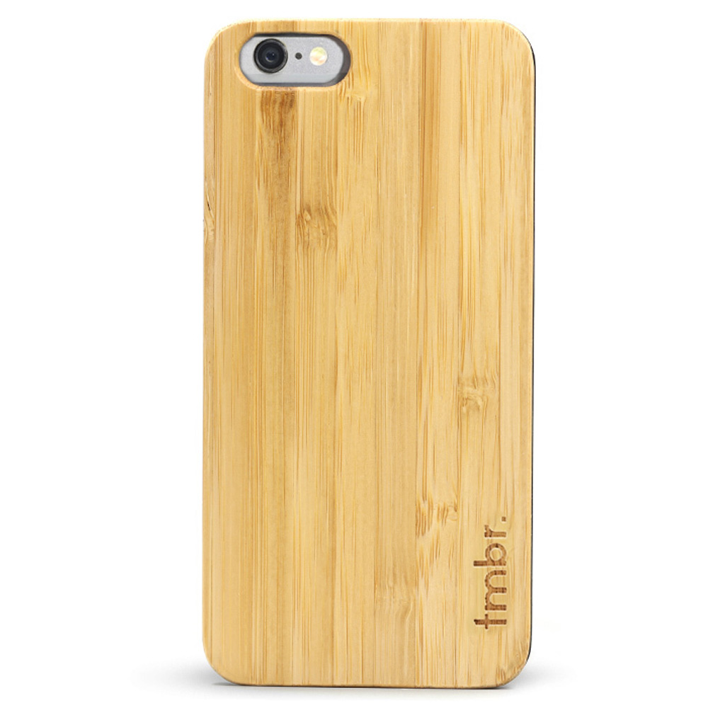 Slim Wood iPhone 6s Case - Bamboo
