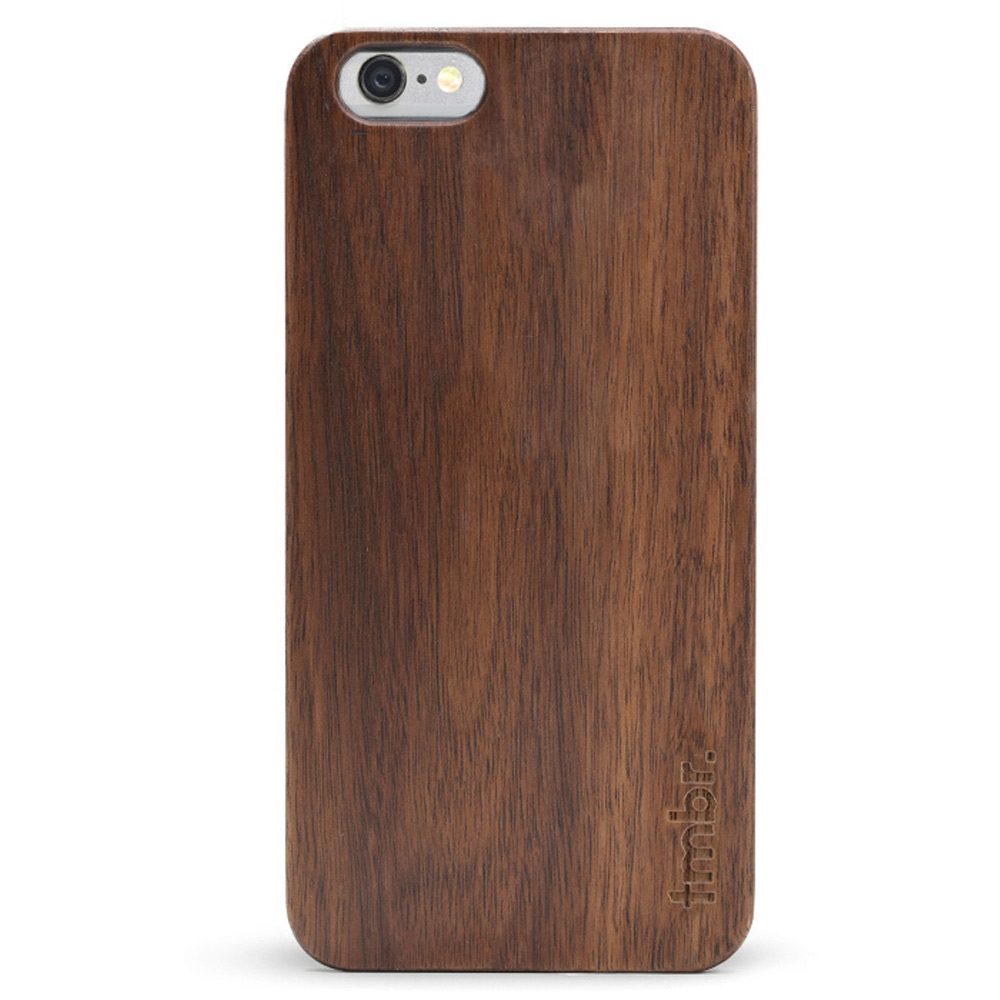 Slim Wood iPhone 6s Case - Walnut