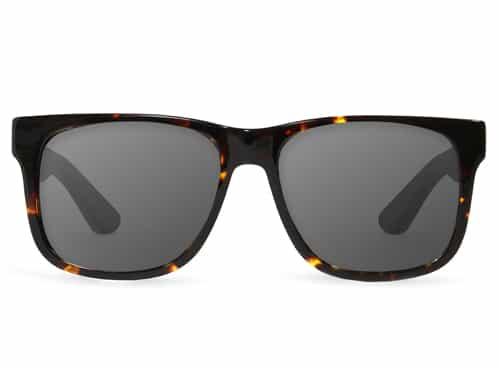 Stem Walnut Wood Sunglasses - Tortoise