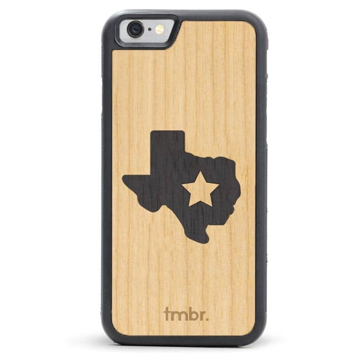 Texas iPhone Case
