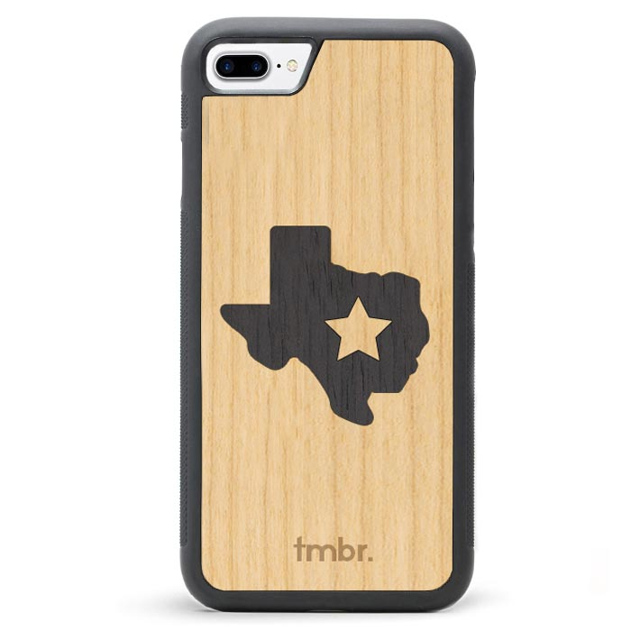 Texas Wood Case