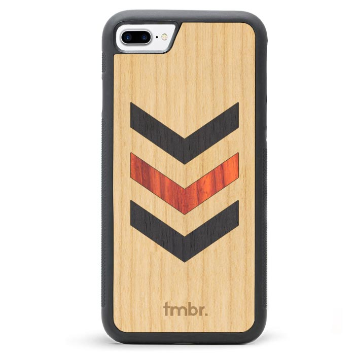 Threefold Chevron Case