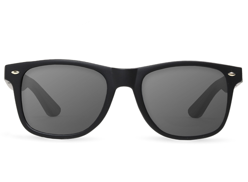Bamboo Black Sunglasses