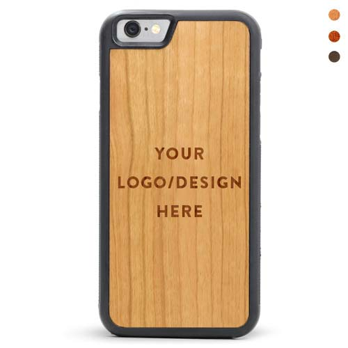 Wood iPhone 6/6s Plus Case - Custom