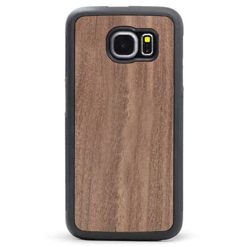 Walnut Wood Galaxy S6/s7 Case