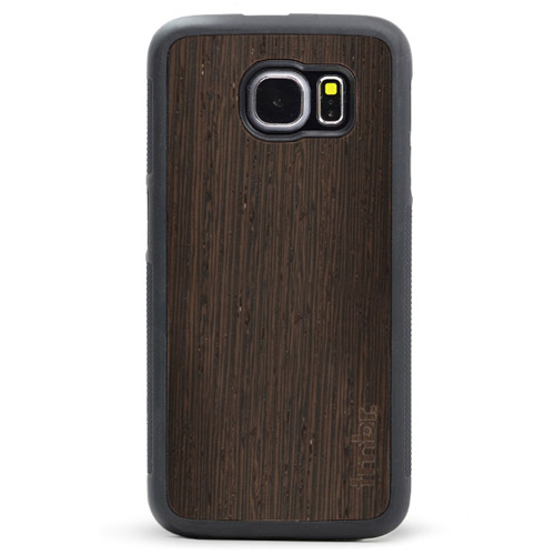Wenge Wood Galaxy S6 Cases