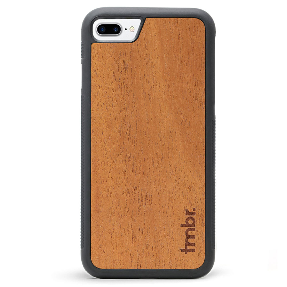 Cherry Wood iphone 7 Plus Phone Case