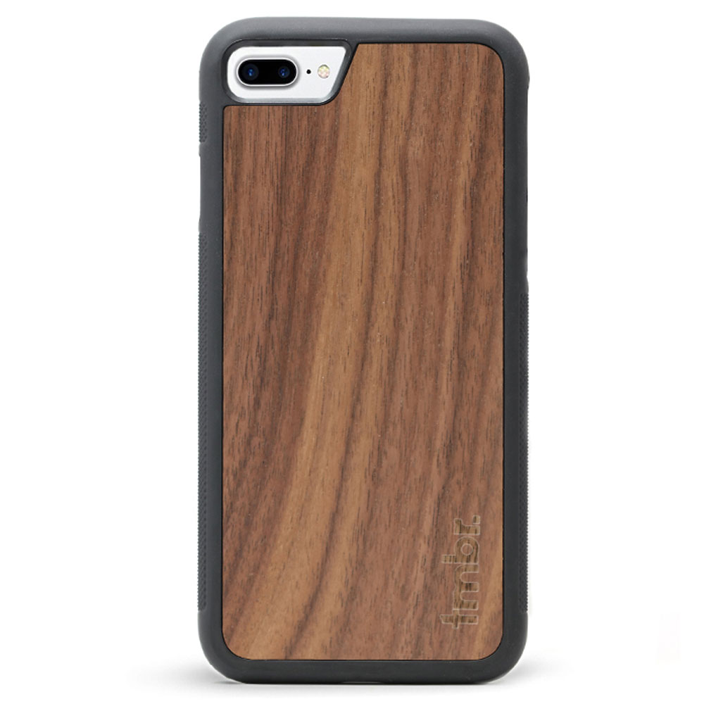Walnut Wood iphone 7 Plus Phone Case