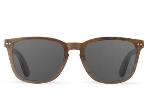 d543435f2f4 Alpine Walnut Wood Sunglasses