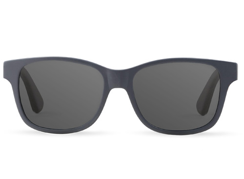 Bamboo Gray Sunglasses
