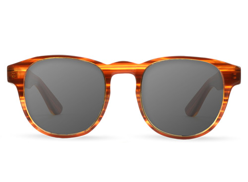 Hybrid Tortoise Wood Sunglasses