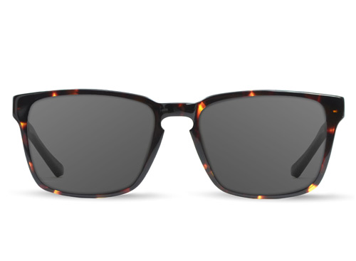 Midwest Tortoise Wood Sunglasses