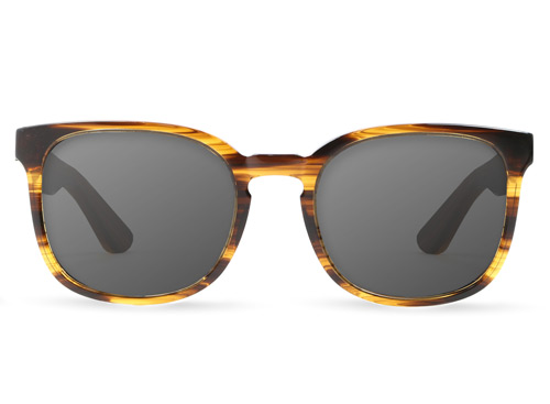 Stem Tortoise Wood Sunglasses