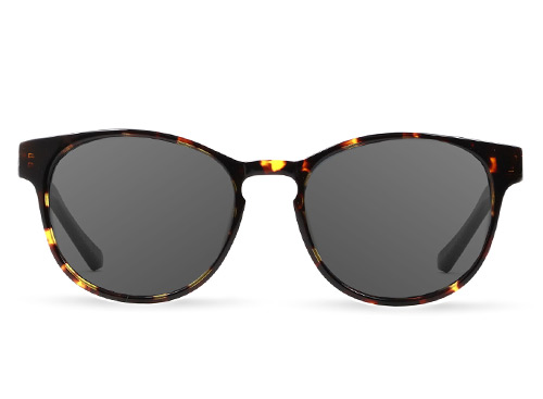 Valley Tortoise Wood Sunglasses