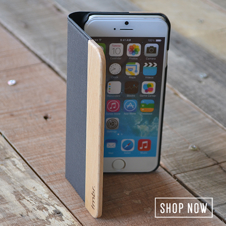 Wood Wallet iPhone 6/6s 7/7 Plus Cases