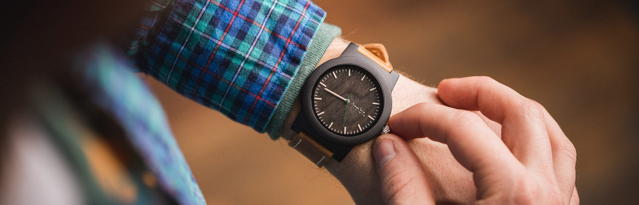 Tmbr. Wooden Watches For Men