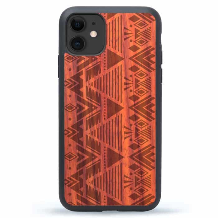 iPhone 12 Tribal Pattern