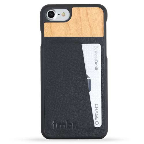 Wooden iPhone 6 Wallet Cases