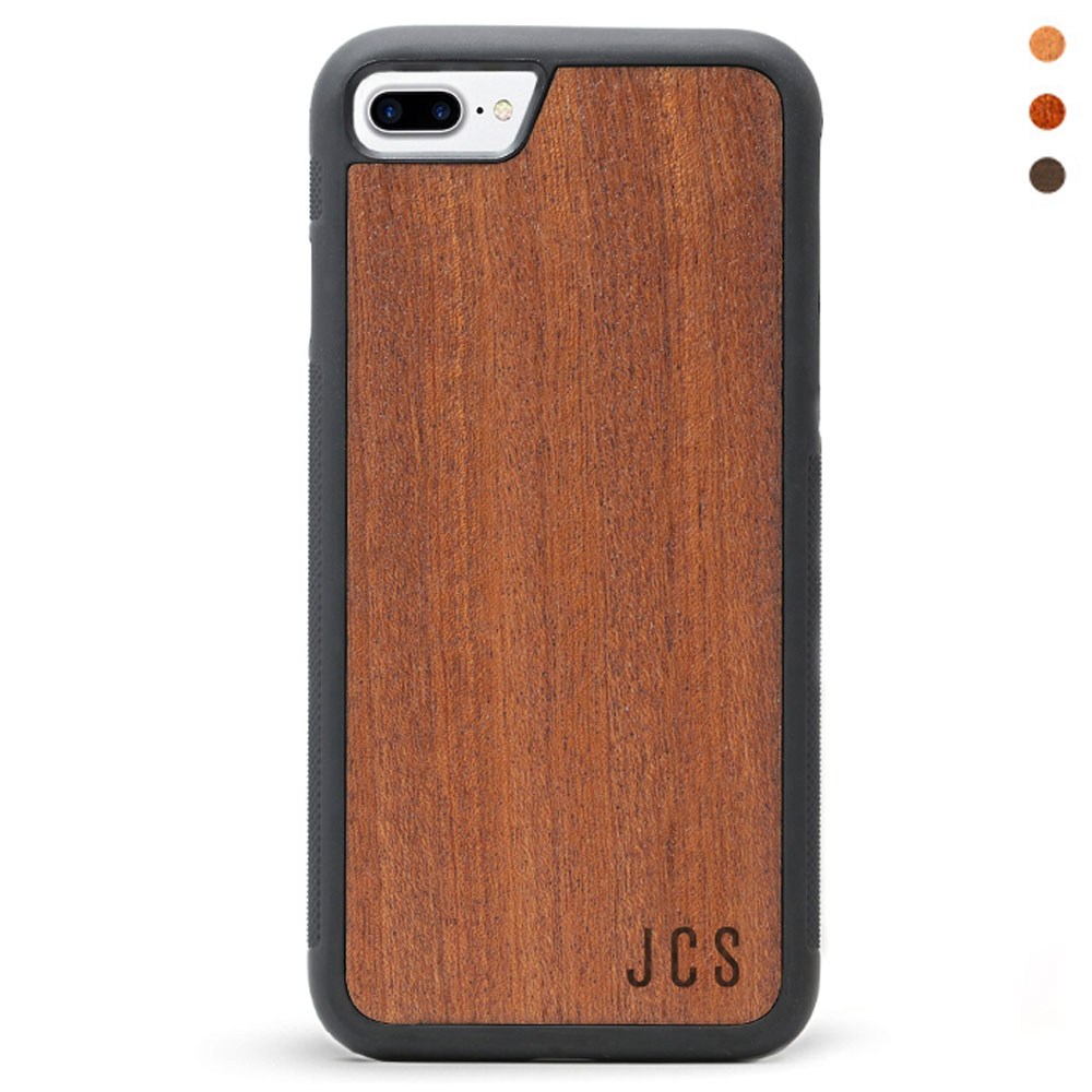 Wood iPhone 7 Phone Case Forest