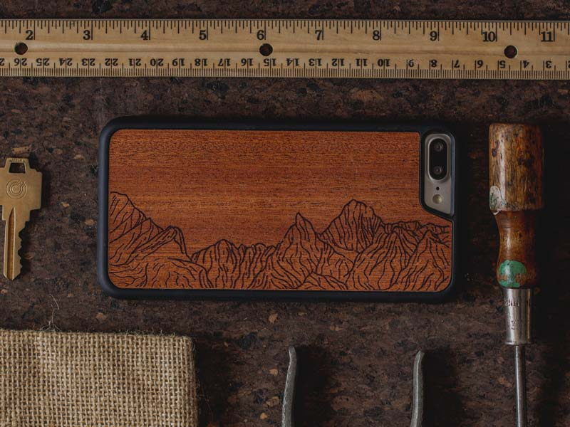 Buy Wood iPhone Cases
