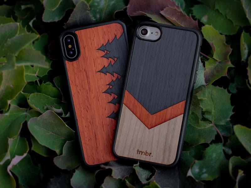 Wood Phone Cases