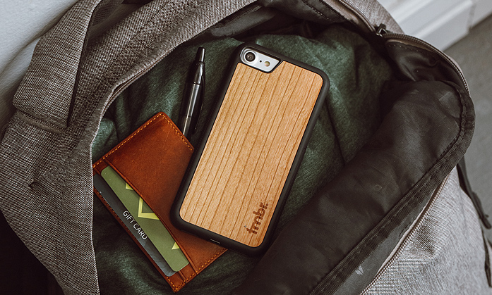 Tmbr Wood iPhone 7 Cases