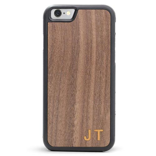Wood Inlay iPhone Case
