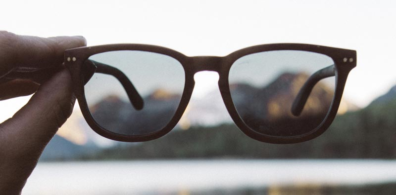 Wooden Sunglasses - Lenses