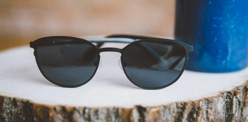 Wooden Sunglasses - Materials