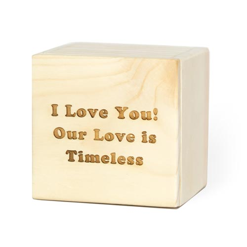 Wooden Watch Box Customized
