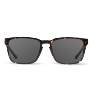 Midwest Tortoise Rosewood Sunglasses - Square Shape