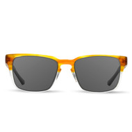 Tmbr. Wood Frame Polarized Sunglasses - Midwest Clear